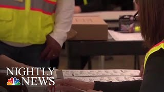 North Carolina House Race Remains Uncalled, Under Investigation | NBC Nightly News