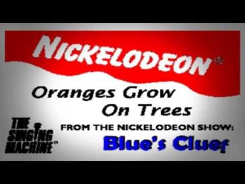 Blue's Clues Oranges Grow On Trees SM Karaoke