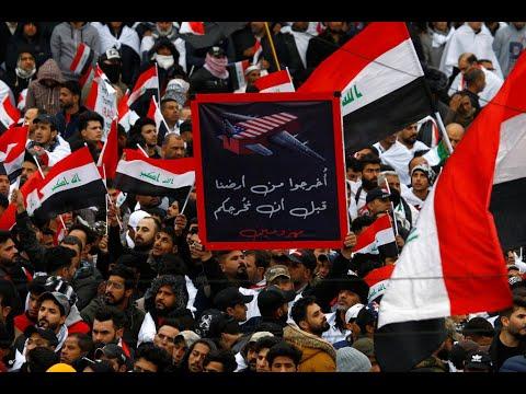 مظاهرة مليونية منتظرة الجمعة في بغداد ضد الوجود الأمريكي في العراق  - نشر قبل 3 ساعة