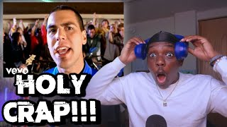 I GOT IT!!   FIRST Time Listening To ALIEN ANT FARM - Smooth Criminal (REACTION!!)