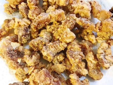 Crispy Pork Belly Recipe : Thai Recipes : หมูสามชั้นทอดกรอบรสเด็ด