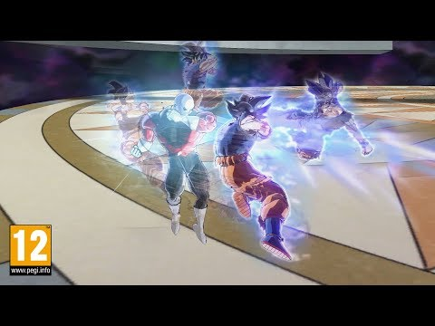 FINAL BATTLE! Mastered Ultra Instinct Goku vs Jiren! Goku DEFEATED!? Dragon Ball Xenoverse 2!