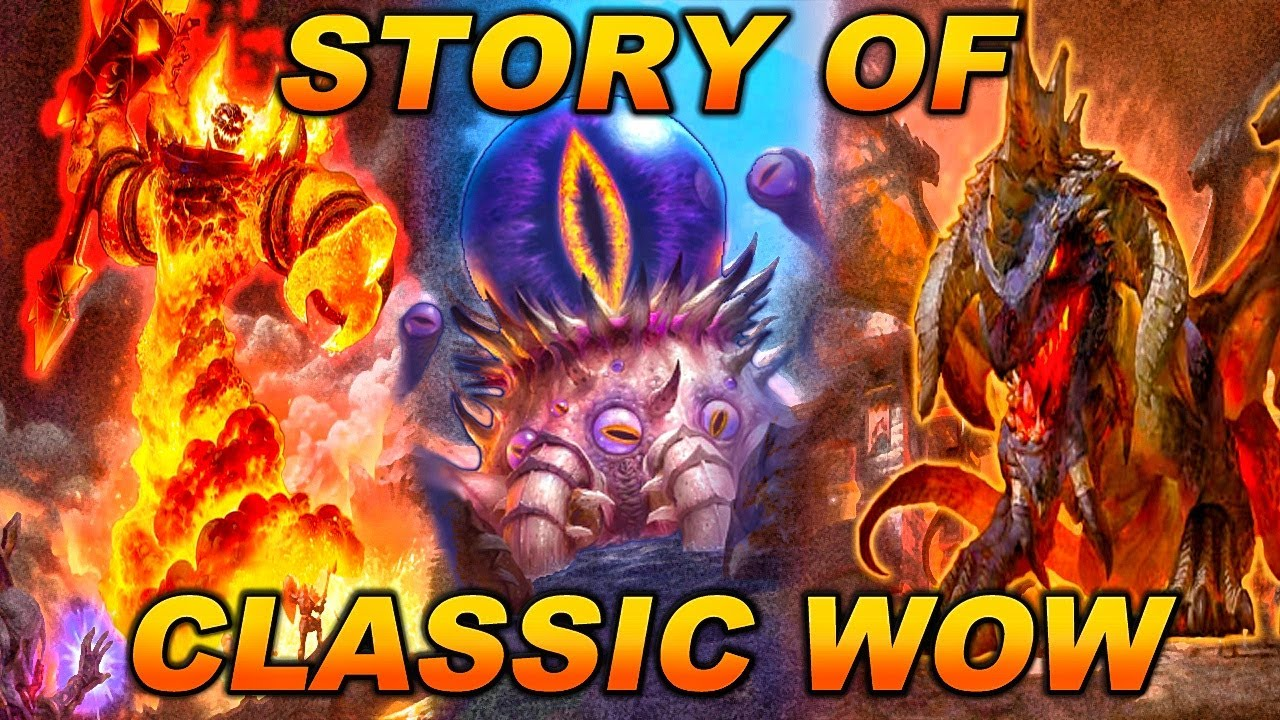 The Story (and background) of Classic World of Warcraft [Lore] thumbnail