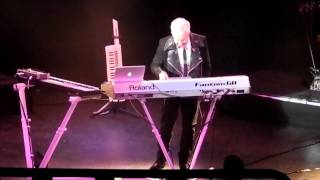 "Howard Jones  - ""What Is Love?"" - Live 2012 