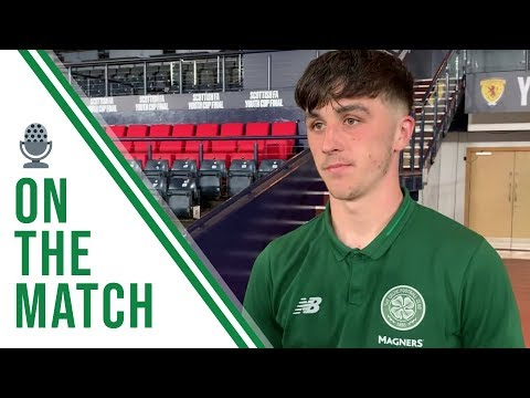 🎙️ Barry Coffey on the Match | Celtic U18 2-3 Rangers U18 | Scottish FA Youth Final
