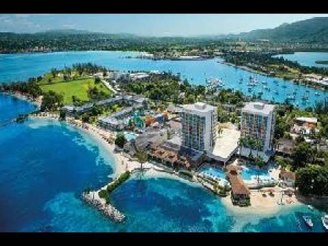 Holiday Inn, Montego Bay, Jamaica 2017 4K