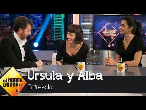 Úrsula Corberó: 'Es la primera vez que experimento un cambio tan grande' - El Hormiguero 3.0