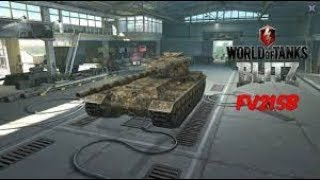 FV215B - World of Tanks Blitz