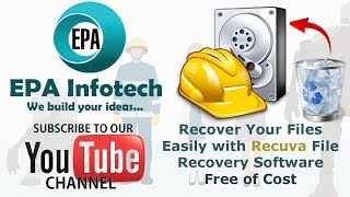 Recover Your Files Easily with Recuva File Recovery Software   Free of Cost
