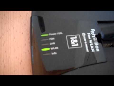 1 1 hands on 1 1 wlan modem vdsl avm fritz box 7412 funnydog tv. Black Bedroom Furniture Sets. Home Design Ideas