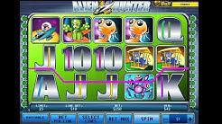 Alien Hunter Slot Machine - BIG WIN - Tips to Win Online Slots Games