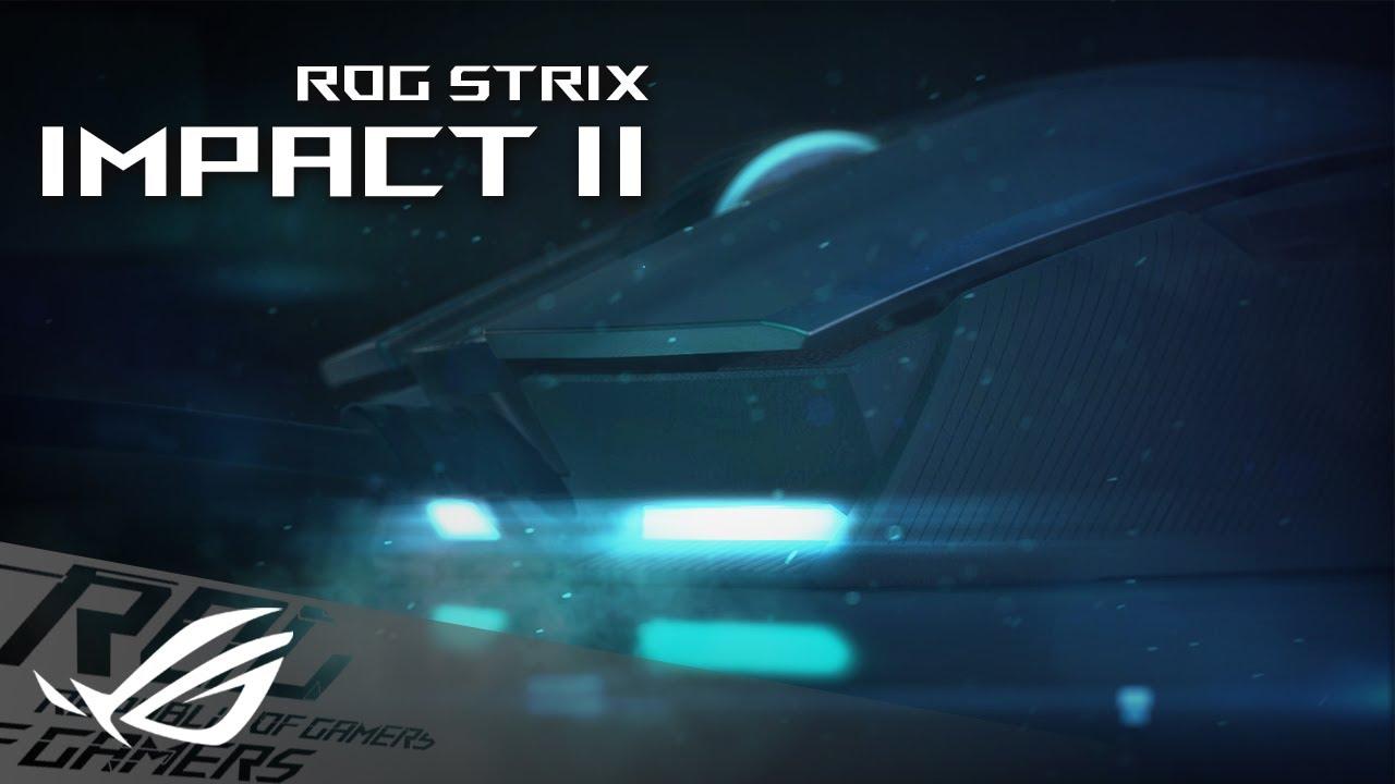 ROG Strix Impact II - The Fast, Flexible Target-Finder | ROG