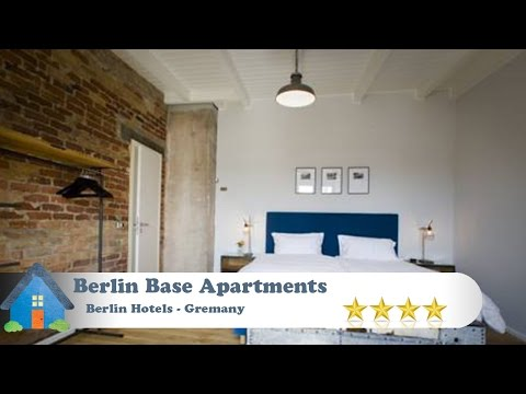 Berlin Base Apartments - Berlin Hotels, Germany