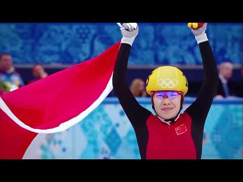 Official video of Beijing 2022 Winter Olympic Games emblem