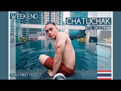 Largest Weekend Market In The World | Chatuchak: Travel Vlog 003
