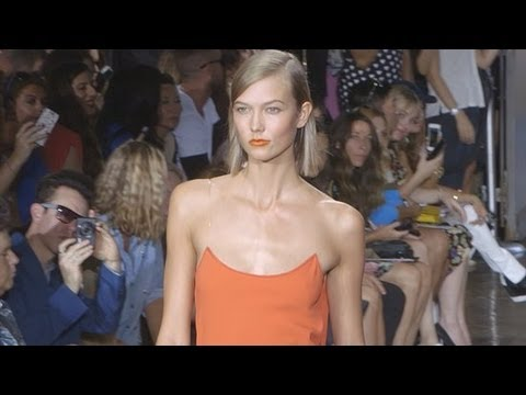 Karlie Kloss's Craziest Fashion Week Moment Ever | Fashion Week Spring 2014