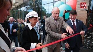 В Новогорске открыли Школу трех искусств имени Алексея Кортнева
