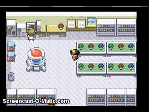 Pokemon Darkflame Part 1