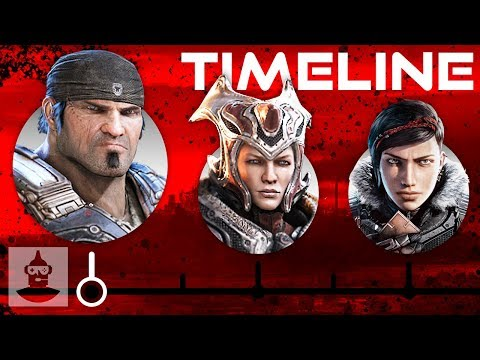 The Complete Gears Of War Timeline So Far | The Leaderboard