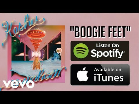Kesha - Boogie Feet (feat. Eagles of Death Metal) [Lyric Video - Preview #1]