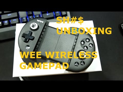 Wee Gamepad Unboxing