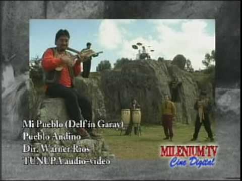mi pueblo PUEBLO ANDINO