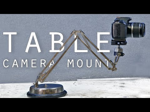 10$ Work Table Tripod • How to Make it