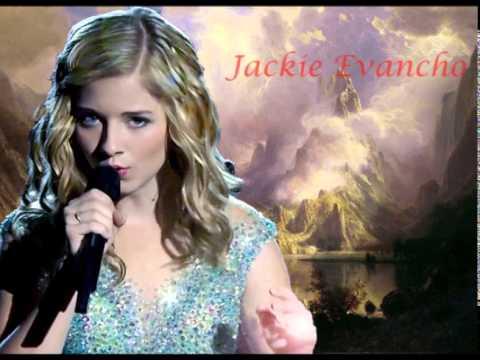 Following Jackie Evancho - Nella Fantasia