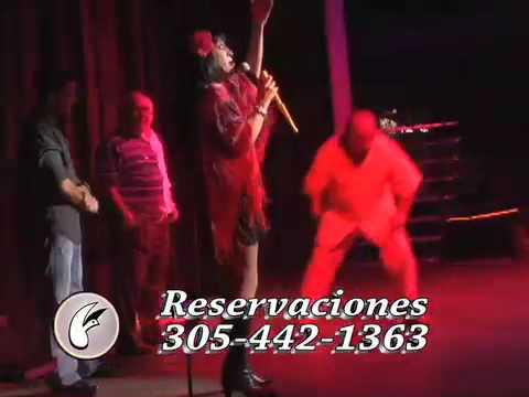 Miami Cabaret Ache, Ache Supper Club. La Revista Musical de Miami.