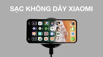 Trên tay sạc không dây Xiaomi: đẹp, xịn, sạc nhanh, thiết kế và vật liệu không phù hợp