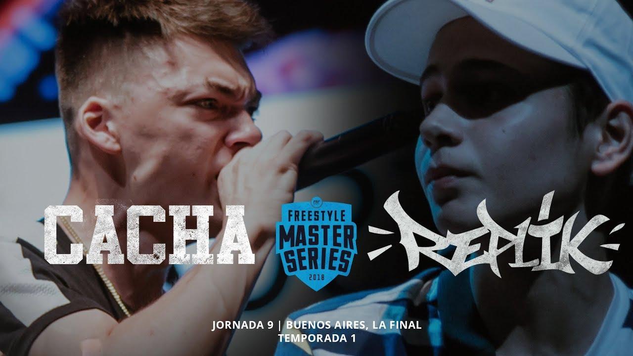 Download CACHA vs REPLIK - FMS Argentina Jornada 9 OFICIAL - Temporada 2018/2019.