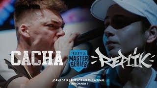 CACHA vs REPLIK - FMS Argentina Jornada 9 OFICIAL - Temporada 2018/2019.