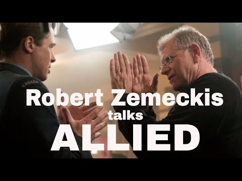 Robert Zemeckis interviewed by Simon Mayo