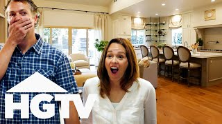Family Gets Their Dream Home After 10 Years Of Renovation | Nate & Jeremiah By Design