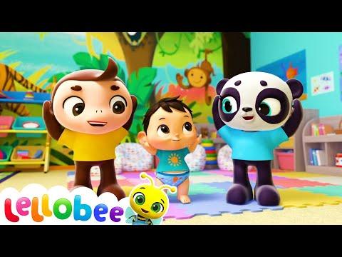 Head Shoulder Knees And Toes | Little Baby Bum ABC Kids Nursery Rhymes U0026 Kids Songs