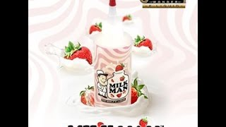 One Hit Wonder E-liquid | The Milk Man | E-juice Review