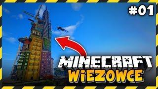Top 5 Minecraft - WIEŻOWCE #1