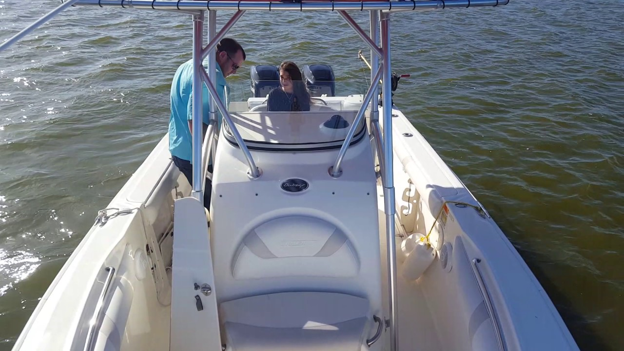 Used 2003 Boston Whaler 240 Outrage for sale in Seminole Florida 33772
