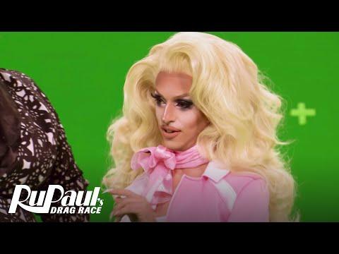 Drag Is a Contact Sport 'Sneak Peek' | RuPaul's Drag Race Season 10
