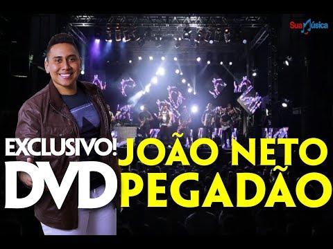 DVD João Neto Pegadão - AO VIVO em Campo Grande/RN