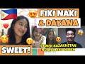 FILIPINO reacts to DAYANA, CEWEK KAZAKHSTAN YANG NGAJAK AKU NIKAHPart 1 - Ome.TV Internasional
