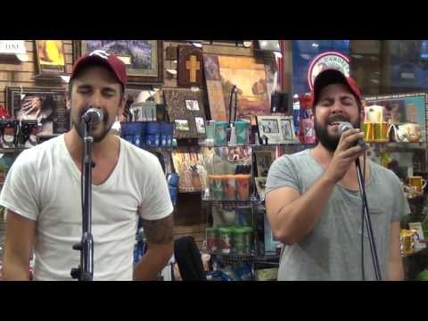 Rhett Walker Band Live (Acoustic): All I Need (Augusta, GA- 9/25/13)
