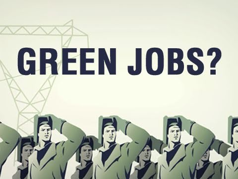 The Problem With Spain's Green Jobs Model