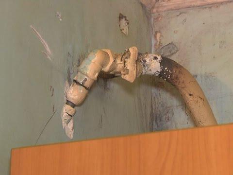 У Сумах виявили врізку газової труби