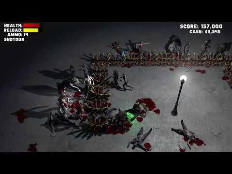 Yet Another Zombie Defense HD (Gameplay)