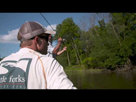 2017 Brotherhood Outdoors - Fly Fishing with an IUOE member