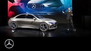 Design explained: Gorden Wagener and the Concept A Sedan – Mercedes-Benz original
