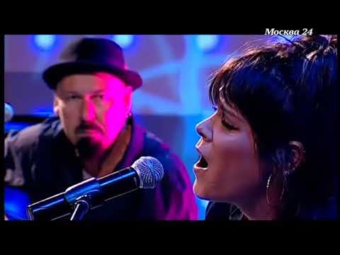 Beth Hart -  Moskva 24 TV Studio, Moscow, Russia March 5 2014