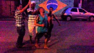cada macaco no seu galho [Chô-Chuâ] - Gang do Samba - Coreografia RDL