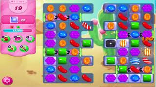 Candy Crush Saga Level 682 Solution